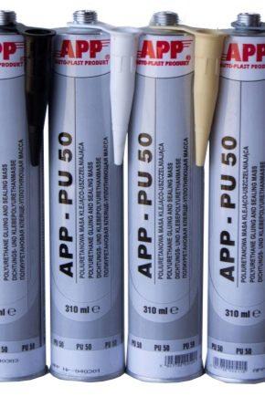 Полиуретановый герметик однокомпонентный клей для заделки швов расход водостойкой продукции на 1 м свойства и применение продукции Ижора
