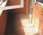 Как сделать теплый пол своими руками на лоджии – Как утеплить пол на балконе. Теплый пол на лоджии можно сделать самостоятельно. Теплый пол на основе электрического кабеля.