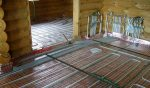 В предбаннике теплый пол – как сделать электрический вариант своими руками, какой лучше под плитку, конструкции с обогревом от водяной печки