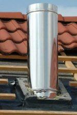 Вытяжной вентилятор на трубу – какие бывают вытяжки для вентиляции на кухне, оцинкованная или из стали, утепление системы на крыше, размеры и диаметры