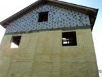Утепление и штукатурка фасада дома из газобетона – Особенности утепления и штукатурки фасада дома из газобетона. Утепление и штукатурка фасада дома из газобетона