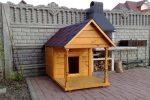 Как сделать простую будку для собаки своими руками – Будка (конура) своими руками в загородном доме. Как сделать будку для собаки, инструкция