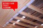 Как утеплить потолок и стены в бане – Как утеплить потолок в бане своими руками: утепление в бане с холодной крышей недорого (видео)