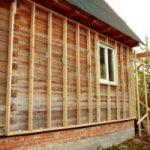 Обрешетка с утеплителем под сайдинг – Утеплитель под сайдинг для деревянного дома: -инструкция по монтажу обрешетки своими руками, особенности материалов для стен, цена, фото