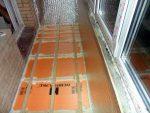 Утеплить балкон пол – Как утеплить пол на балконе пенополистиролом и другими материалами