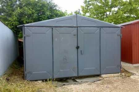 Коробка металлического гаража обогреватель в гараж купить в воронеже