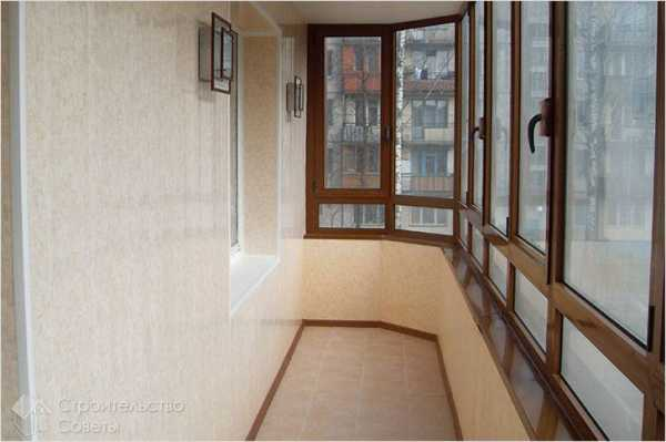 Как утеплить холодное остекление балкона дорогая отделка балкона