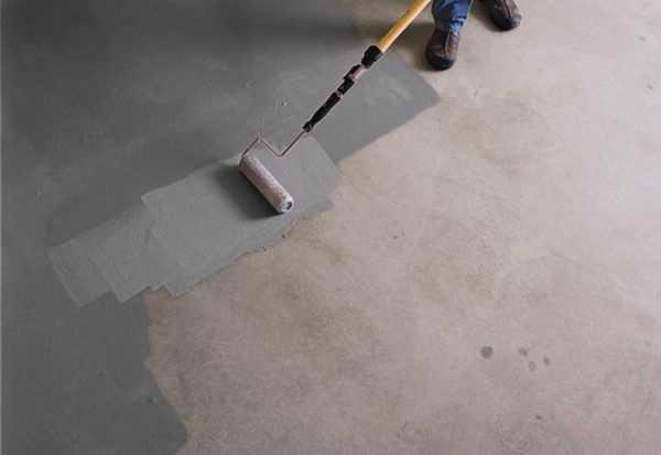 впитываемость бетона